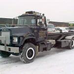 Mack Truck - Complete Refinish/Paint