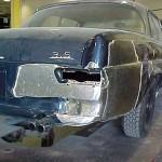 Mercedes Benz 280 SE - During Repair